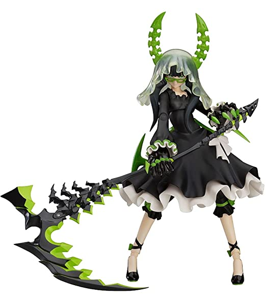 Max Factory - Black Rock Shooter TV Animation figurine Figma Dead Master 16 cm