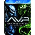 Alien vs. Predator / Alien vs. Predator: Requiem (Extreme Unrated Set) [Blu-ray] (Bilingual)