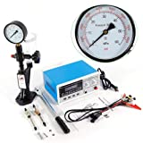 Knoijijuo Multi-Function Common Rail Injector Drive Test Kit Diagnosis Driver Tester Tool, Common Rail Injector Tester Tool Kit