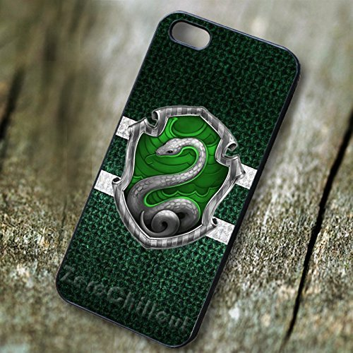 Classy The Slytherin Crest Harry Potter - end for Cover Iphone 5 or 5S or 5SE F2L9TC