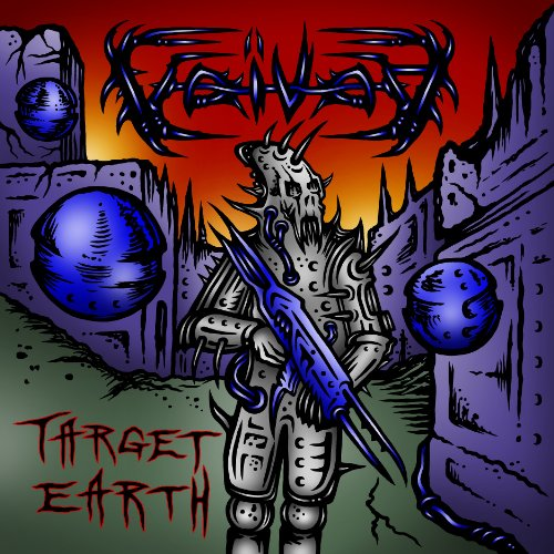 Voivod-Target Earth-Limited Edition-2CD-FLAC-2013-SCORN Download