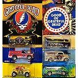 Hots Wheels Pop Culture Series Grateful Dead Set of 6