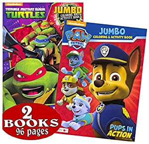 Nick Jr. Favorites: PAW Patrol & Teenage Mutant Ninja Turtles ...