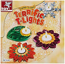 Toy Kraft Terrific T Lights, Multi Color