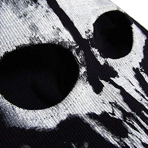 Call Of Duty 10 Cod Ghosts Logan Balaclava Ski Skull Hood: Coofit Call Of Duty 10 Ghosts Logan Last Mission Balaclava