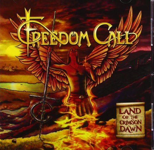 Land Of The Crimson Dawn by Freedom Call (2012-02-28)