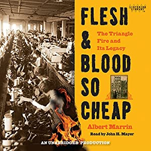 Flesh and Blood So Cheap Audiobook