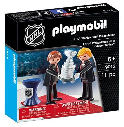 PLAYMOBIL NHL Stanley Cup Presentation Set (Nhl Stanley Cup Hockey Table Game compare prices)