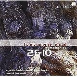 Henze: Symphonies 2 & 10