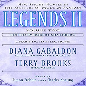 Legends II, Volume 2 Audiobook