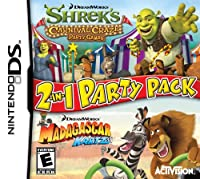 Dreamworks Party Pack - Nintendo DS from Activision Inc.