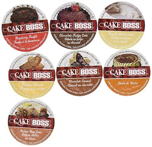 Cake Boss Coffee Flavors