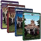 Masterpiece: Downton Abbey Complete Seasons 1, 2, 3 & 4 DVD Set (Original U.K. Edition)