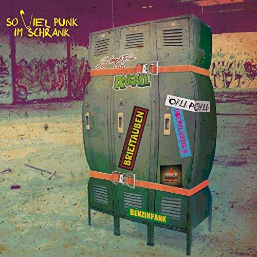 So viel Punk im Schrank
