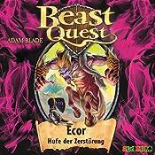 Ecor, Hufe der Zerstörung (Beast Quest 20) | Adam Blade