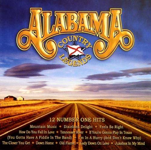 ALABAMA - Country Legends: Alabama - Zortam Music