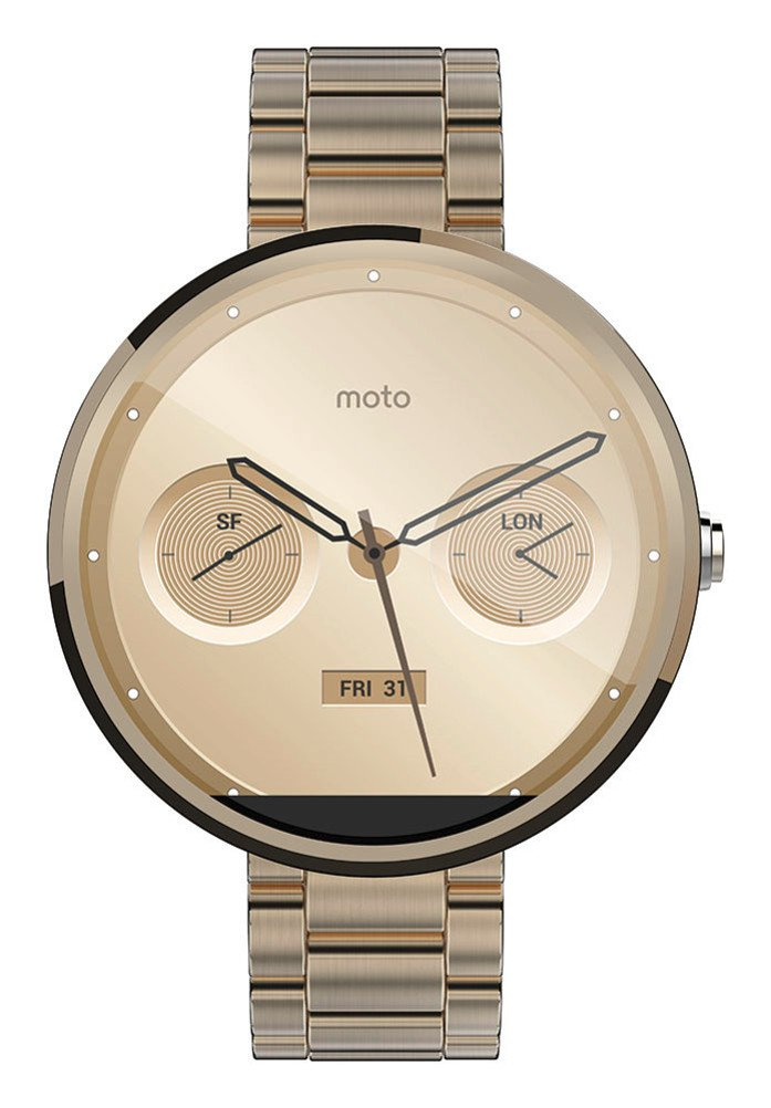 Motorola Moto 360 Smartwatch 4GB