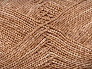 Rowan Purelife Organic Cotton 4 Ply Cherry Plum 761 Yarn