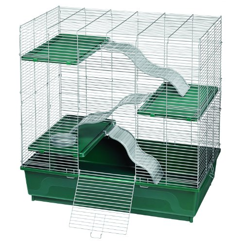 Kaytee My First Home Habitat Multi-Level for Exotics, 30 by 18-Inch