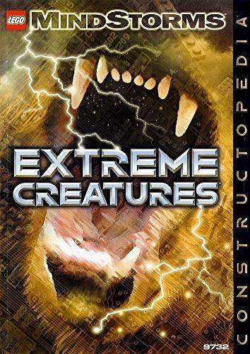 Lego Mindstorms Extreme Creatures (Lego Mindstorms Robotics compare prices)