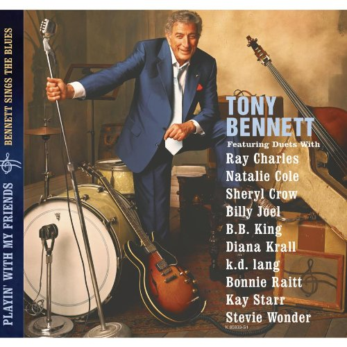 TONY BENNETT - Playin With My Friends: Bennett Sings The Blues - Zortam Music
