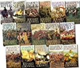 Bernard Cornwell Bernard Cornwell Sharpe's War Battle Collection 16 Books Set Pack RRP £111.84 (Waterloo, Siege, Regiment, Company, Battle, Fury, Escape, Gold, Eagle, Havoc, Rifles, Prey, Trafalgar, Fortress, Triumph, Tiger) (Sharpe's War Battle Collect