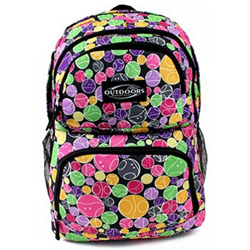 travelers-club-luggage-19-inch-2-section-backpack-cool-dot-one-size