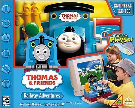 Thomas & Friends Railway Adventures Playset