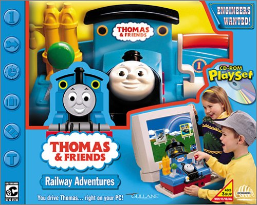 Thomas & Friends Railway Adventures Playset