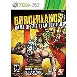 echange, troc Borderlands - Edition jeu de l'année