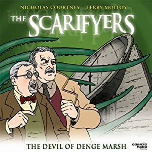 The Scarifyers: The Devil of Denge Marsh Radio/TV