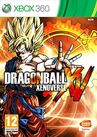 Dragon Ball Xenoverse (Xbox 360)