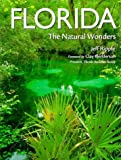 img - for Florida: The Natural Wonders by Ripple, Jeff (1997) Hardcover book / textbook / text book