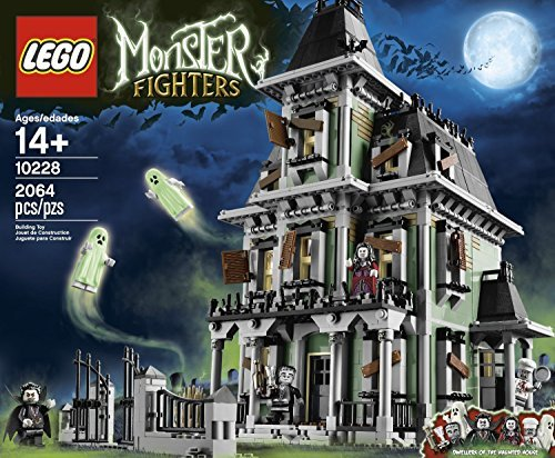 LEGO Monster Fighters Haunted House 2064pcs by LEGO
