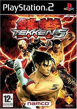 Tekken 5 -édition platinum