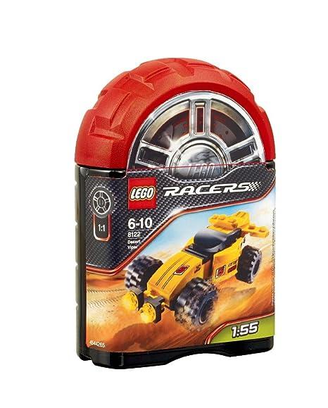 LEGO - 8122 - Jeu de construction - Racers - Desert Viper