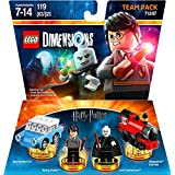 Warner Home Video - Games LEGO Dimensions, Harry Potter Team Pack