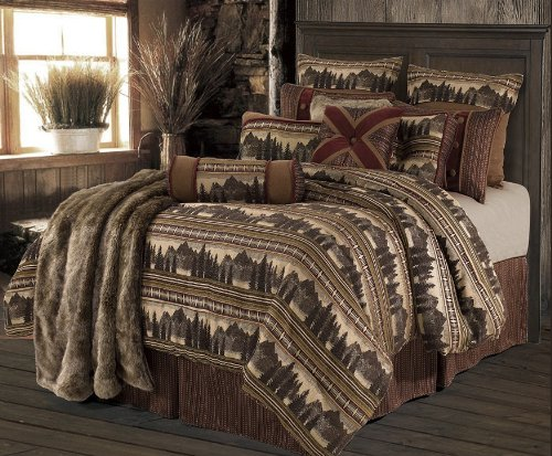 Faux Fur Duvet Cover back-683152