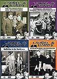 Laurel & Hardy - Collection 2: Gelächter in der Nacht/Die Teufelsbrüder/Die Geldgierigen/Die Qual mit den Stiefeln (4 DVDs)