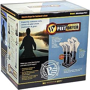 PEET Dryer - Advantage 4 Shoe Electric Express Dryer