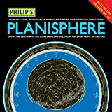 Philip's Planisphere (Latitude 51.5 North): For use in Britain and Ireland, Northern Europe, Northern USA and Canada