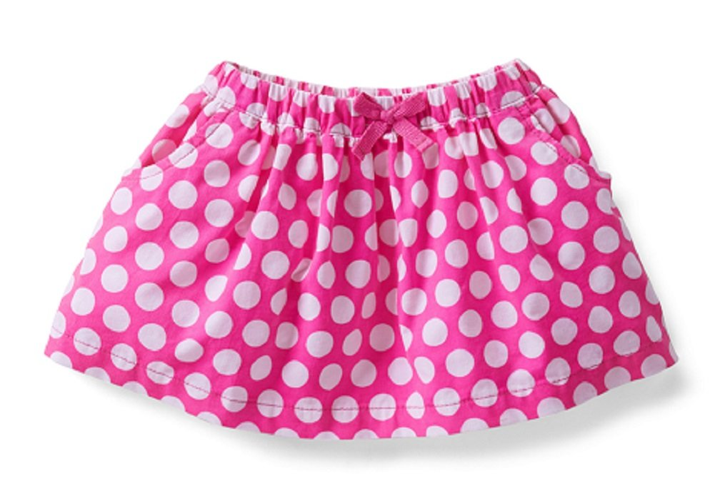 carter's海淘_carter\'s pink/white polka dot skirt一站式海淘,花