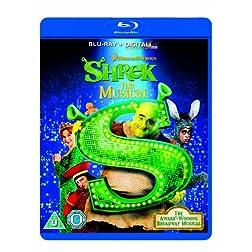 Shrek the Musical [Blu-ray]