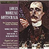 EUGENE LIST, UTAH SY - LOUIIS MOREAU GOTTSCHALK: THE COMPLET