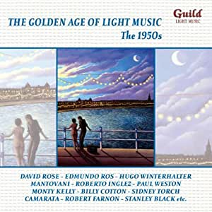 Golden Age of Light Music: 50s