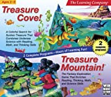 Treasure Cove and Mountain (Jewel Case)