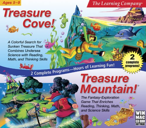 Treasure Cove and Mountain (Jewel Case) - PC (Llc Learning Express compare prices)