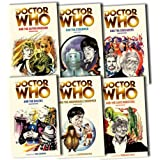 Classic DR Who Collection 6 Books Set Pack RRP: �41.94 (DOCTOR WHO COLLECTION) (Doctor Who and the Auton Invasion, Doctor Who and the Cave Monsters, Doctor Who and the Daleks, Doctor Who and the Crusaders, Doctor Who and the Abominable Snowmen, Doctor Who and the Cybermen)by VARIOUS