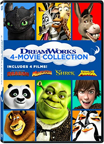 dreamworks-4-movie-collection
