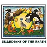 Guardians of the Earth (The Art of C R Strahan Note Cards, Boxed Set of 8 Cards/Envelopes--Blank Inside) ~ C R Strahan
